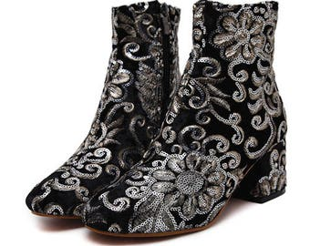 New Winter Women Boots Shoes