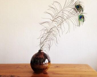 Vase ball - french craft - handmade
