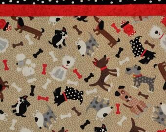 Polka Dots and Puppies