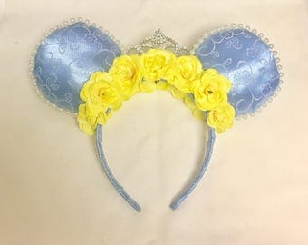 Cinderella Inspired Ears