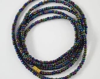 African Waist Beads, Waist Beads, janjan African Waist Beads