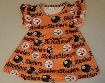 Girls' Steelers Dress