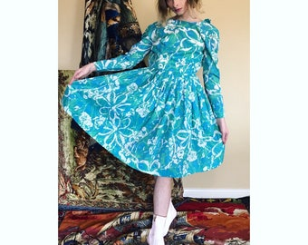 Vintage 50s/60s day dress