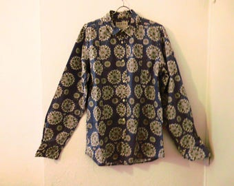 Men's shirt / GUESS brand / vintage T L 40