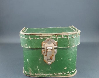 Carton box - Vintage Storage Box - Jewelry Box