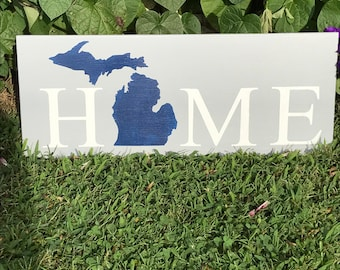 Home State Wood Signs