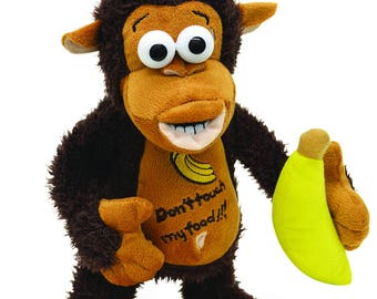 Jobar Raging Monkey Plush