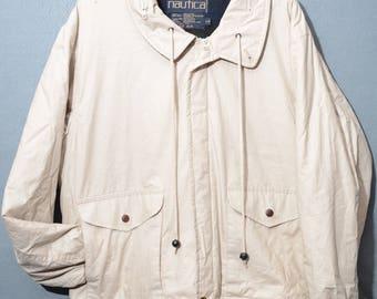 Nautica-Jacket Casual vintage TG L/G e03