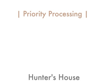 Priority Processing