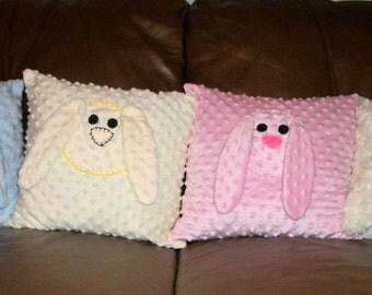 Pillows, Rabbit Pillow, Kids Pillows