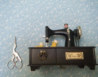 Toy Sewing Machine from Germany