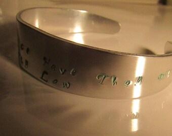 Great Peace Cuff Bracelet