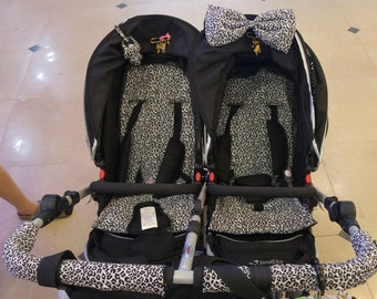 stroller seat liner, Bugaboo stroller, Seat liner Yoyo, matching shoulder strap, Baby Accessories, baby jogger, seat liner Stokke,