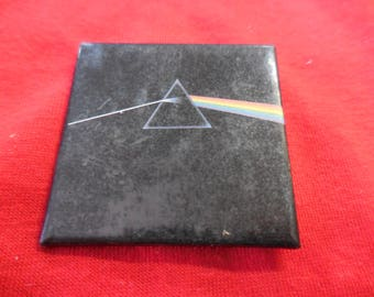 80s Pink Floyd Pin Back Button 1980s