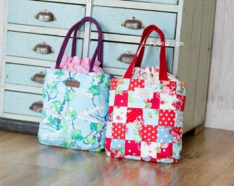 309 Maleena Diaper Bag PDF Pattern