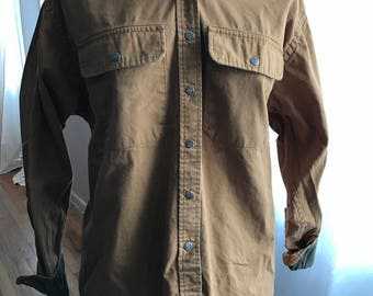 Vintage LL Bean Field Shirt Made In USA