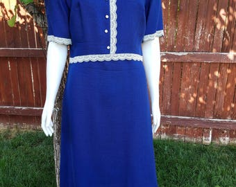 Vintage 1950's/ 1960's Stacy Ames Dress