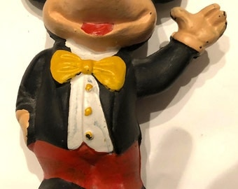 Mickey Mouse Cast Iron Bank
