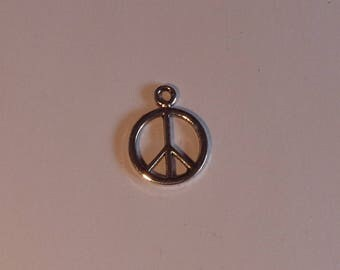 Charm peace and love