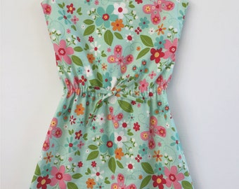 Girls classic style dress