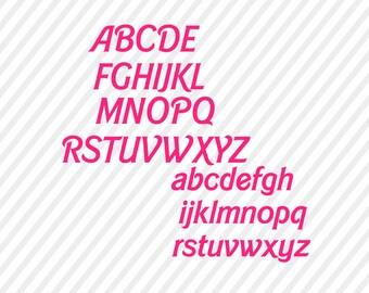 barbie svg font, barbie letters digital file, cricut file, silhouette  files, svg cutting files, clip art cricut, barbie alphabeth