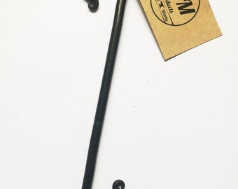 Hand Forged Metal Hook