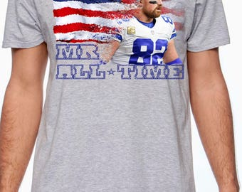 "Witten ""Mr ALL-TIME"" Custom Shirt"