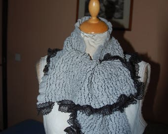 SCARF or stole very hot