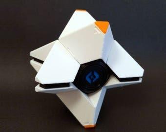3D Printed Destiny Ghost model