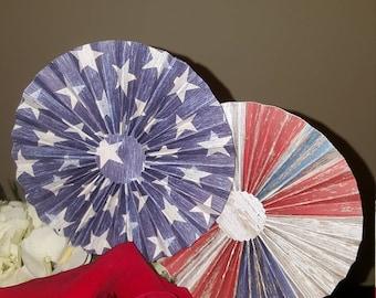 Custom Hand folded Pinwheels