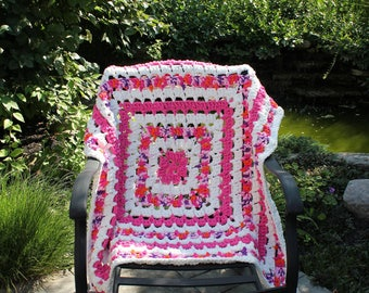 Granny Cuddles Blanket