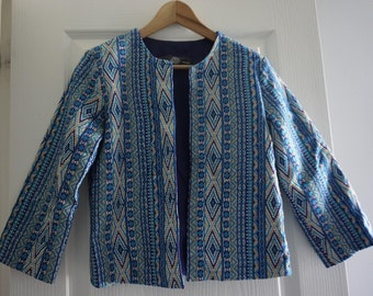 Bohemian travelers ethnic embroidery jackets MADE IN FRANCE