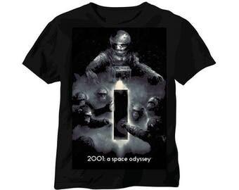 2001:A space odyssey - Tshirt