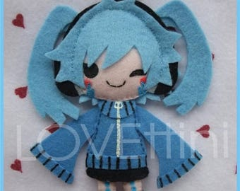 Mix Character! Ene , Gin and Aoba(DMMD) plushies.