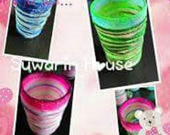 "Suwarin House made to order ""thain dai pan kaew"" utilities is vase,  lamp,  decorate house ฯลฯ"