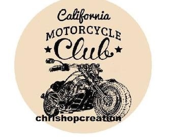 25mm, vintage motorcycle 2