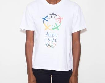 Atlanta Olympics, Team USA, Olympics, Vintage Sportswear, Activewear, 90s Clothes, 90s Clothing, Olympic Games, Retro Sportswear, Streetwear