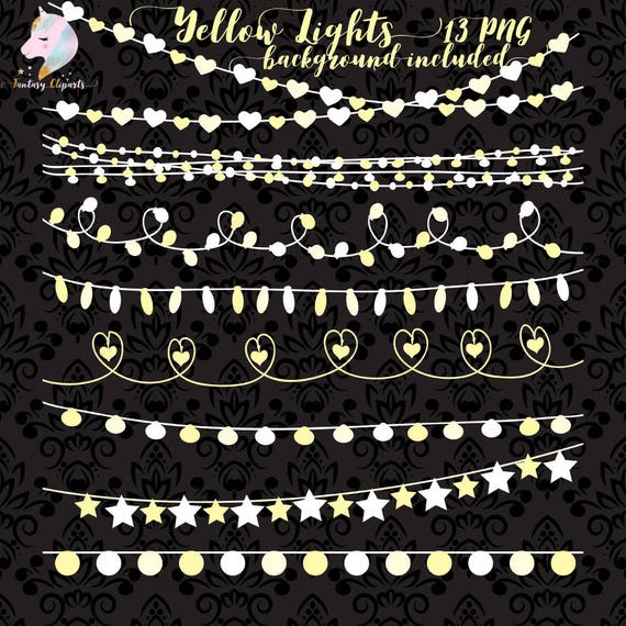 String Light Clipart Fairy Lights Rustic Boho Png Patio