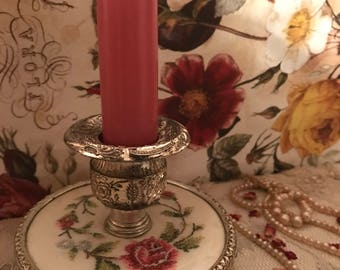1950's Regent of London candlestick
