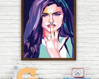 Kylie Jenner Limited Artwork