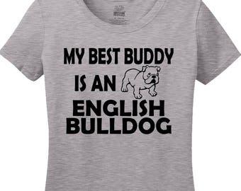 My Best Buddy Is An English Bulldog