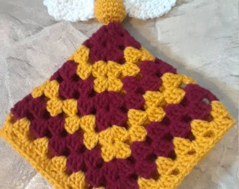 Golden Snitch Lovey/Security Blanket