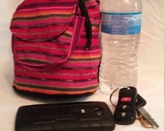 Guatemala Mini Backpack