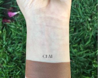 Chai Liquid Lipstick
