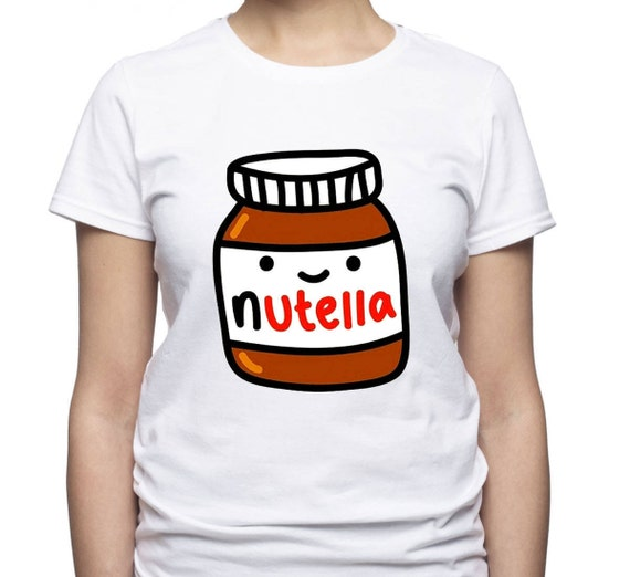 Nutella Jar shirt