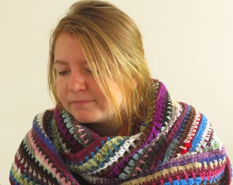 Chunky cowl twice to order