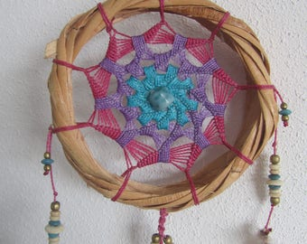 Dream Catcher with Turquoise