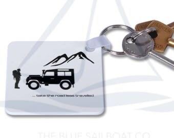 Land Rover Defender Explorer Keyring, Land Rover, Defender, Truck, Defender Gift, Cars, Defender, Land Rover 90, Land Rover 110, Land Rover