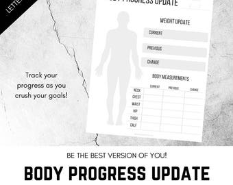 track my body measurements