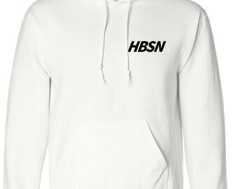 HBSN - White Hoodie